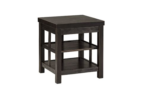 Overstock End Table by Gavelston Black Square End Table Overstock