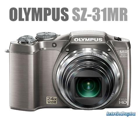 Kamera Olympus Sz 31mr Ihs Olympus Sz 31mr Letsgodigital
