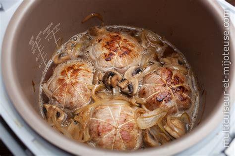 cuisiner paupiette de porc cuisiner des paupiettes de porc 28 images paupiettes