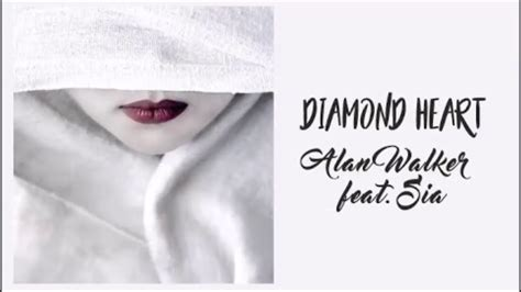 alan walker diamond heart alan walker diamond heart ft sia audio youtube