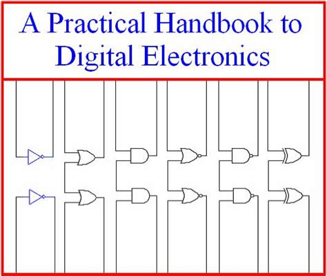 easy electronics make handbook books a practical handbook to digital electronics