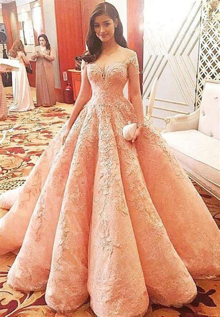 Gaun Dress White Graffiti Flower S Import Original aliexpress buy lace formal sequin evening engagement dress gown turkish