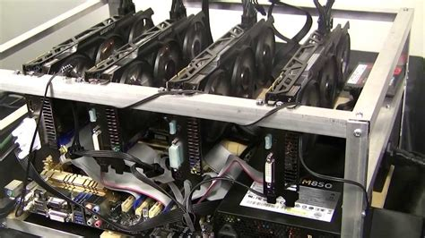 how to build a gpu mining rig to mine monero ether zcash and other cryptocurrenices with windows 64 bit os mining cryptocurrencies with windows 7 8 8 1 and 10 books 6 gpu mining rig 2017