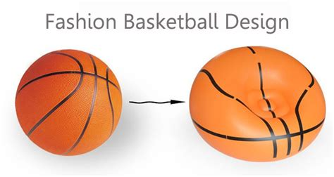 basketball bean bag chair canada football basketball leisure sofa portable bean