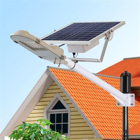 12v outdoor lighting system 5pcs 960lumens 12v 16w solar panel powered led garden l