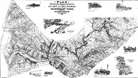 fairmount park map philly h2o maps