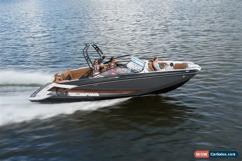 fast speed boats for sale uk 2017 scarab 25 5 ft 500hp jet powered speed boat safe