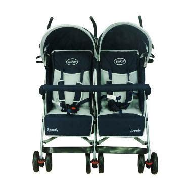 Diskon Stroller Pliko Speedy 2168 jual pliko 2168 speedy navy blue stroller harga kualitas terjamin blibli