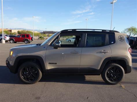 Chapman Las Vegas Jeep 2017 Jeep Renegade Deserthawk 17j627 Chapman Las Vegas