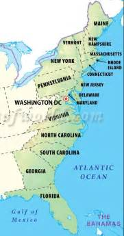 map of the eastern coast of the united states east coast quotes quotesgram