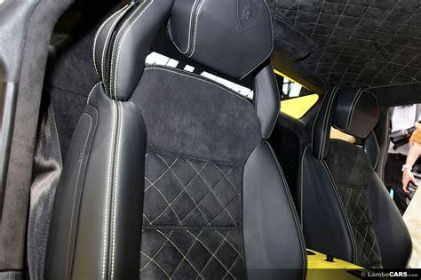 alcantara leather upholstery new gallardo lp560 4 new gallardo lp560 48 hr image at