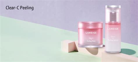 Laneige Clear C Peeling Serum 10 Ml Mini Size laneige clear c peeling mask 70ml hermo