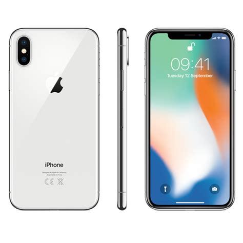 apple iphone x 64gb silver shop and ship south africa