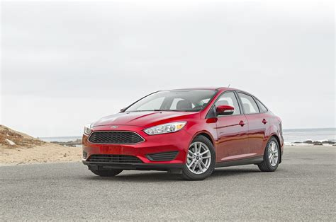 Ford Focus by 2016 Ford Focus Rs Spec Track Drive