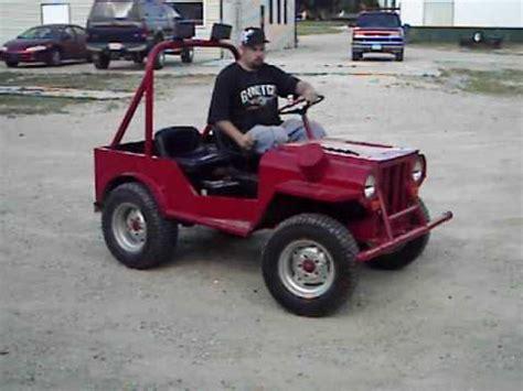 lawn mower jeep mini jeep roof palomino lawn tractor doovi