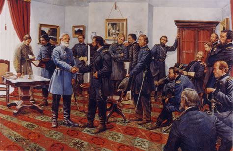 what happened at the appomattox court house the great civil war of the united states of america thinglink