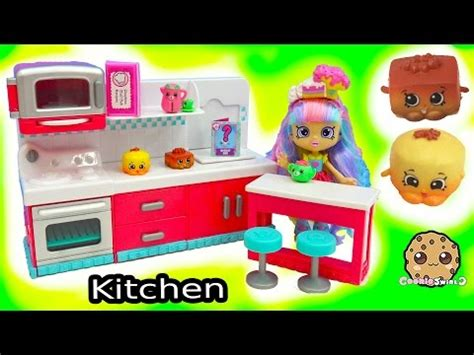 Shopkins Season 6 Chef Club Emco Littlest Pet Shop Hasbro shopkins season 6 spot kitchen chef club playset jar blind bags phim clip