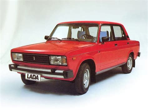 Auto Lada by Spotted Cars In Moscow Lada Vaz 2105 Traffic