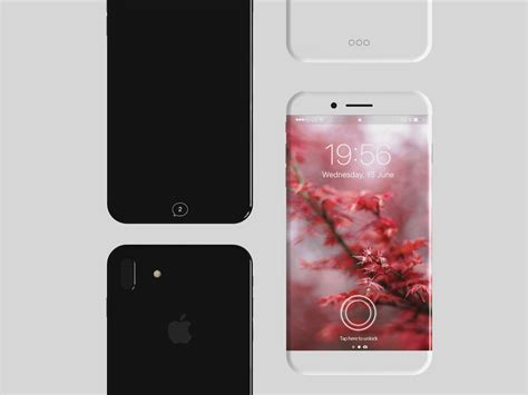 designer visualizes iphone   steel chassis  glass  iphoneheat