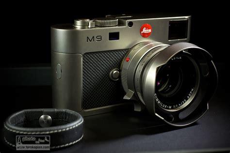 Kamera Leica M9 Titanium image gallery leica m9 titanium