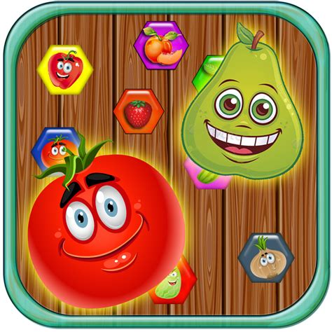 0 point fruits and vegetables a farm fruit and vegetable market tap match