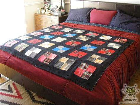 How Does A Comforter Last by Patchwork Blanket Renovated By Domiknitrix