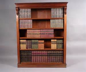 Bookshelves Antique Antique Mahogany Bookcase Antiques Atlas