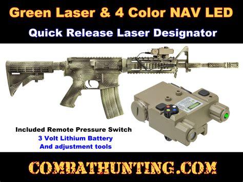 green laser light combo for ar 15 vlg4nvqrt ar ar 15 laser sight and led nav flashlight with