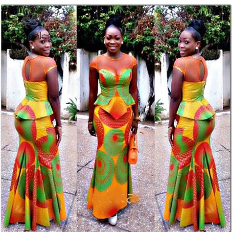 Anara Coco Aexa mode robe africaine 2016