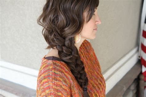 three strand braid or plait one how to tie knots five 5 strand messy braid top hairstyles cute girls