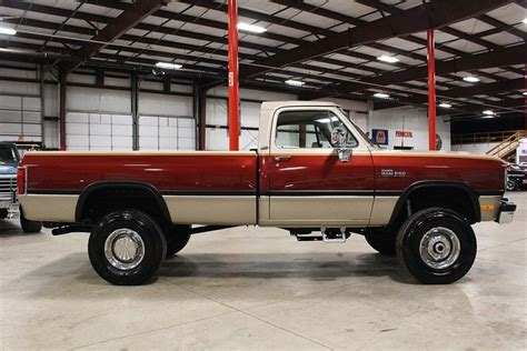 1993 Dodge RAM W250   GR Auto Gallery
