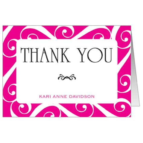21st Birthday Thank You Card Templates by Birthday Thank You Notesadult Birthday Thank You
