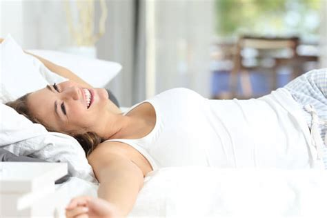 frau bett neue e commerce gruppe lumaland eine schlaf familie