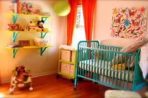colorful nursery emmyloubeedoo bright eclectic baby rooms