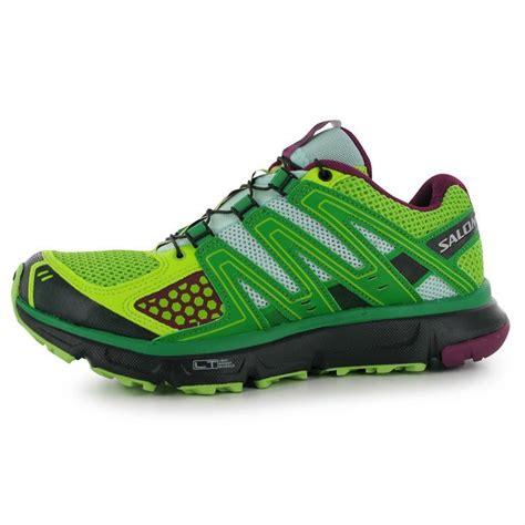 salomon xr running shoes salomon womens xr mission 1 trail running shoes