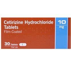 cetirizine for dogs save on cetirizine hydrochloride 10mg tablets uk next day delivery