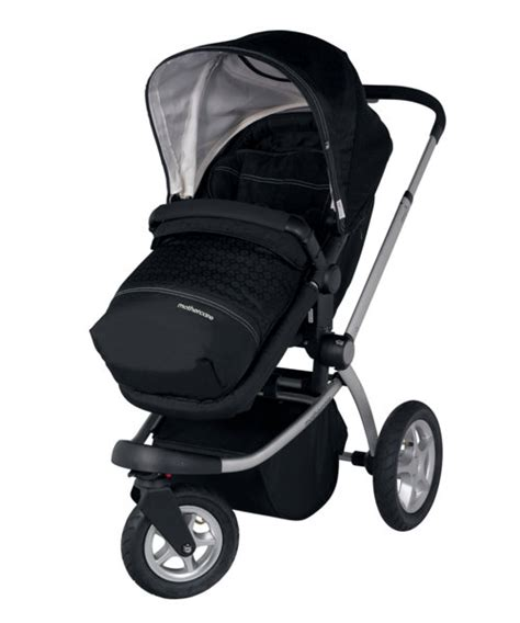Stroller Mothercare My3 mothercare my3 pushchair which easily converts into a pram black with raincover ebay
