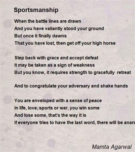 Sportsmanship Essay by Essay On Sports Sportsmanship Docoments Ojazlink