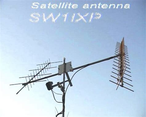 swixps satellite antenna