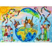 Barbara Petchenik Children's World Map Drawing Competition