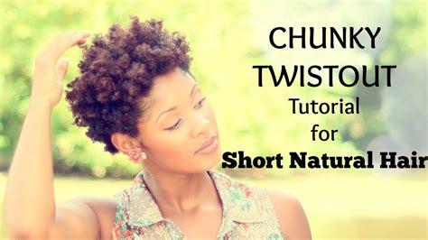 Hairstyles For Hair Twist Out Tutorial by Chunky Twist Out Tutorial For Hair Doovi