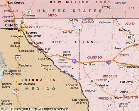 el paso map el paso metro map travelsfinders