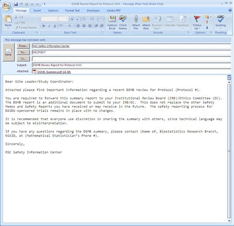 email writing template image gallery sle email