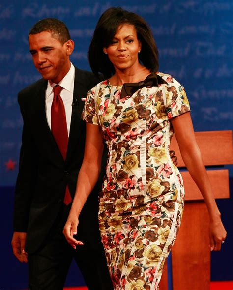 ms obama recent fashions michelle obama photos photos mccain and obama square off
