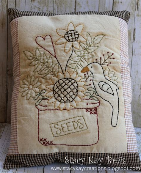 Primitive Pillows by 1000 Images About Primitive Country Pillows On
