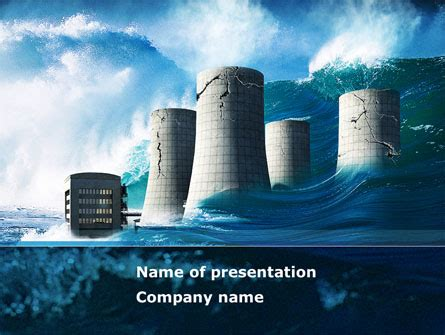 Natural Disaster Presentation Template For Powerpoint And Keynote Ppt Star Disaster Powerpoint Templates Free
