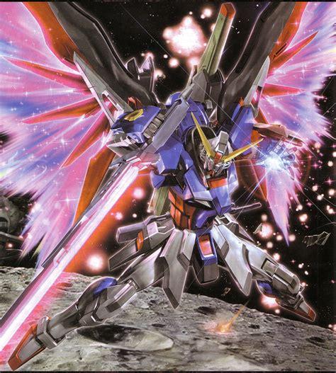 Gundam Plank obd wiki mecha profile zgmf x42s destiny gundam