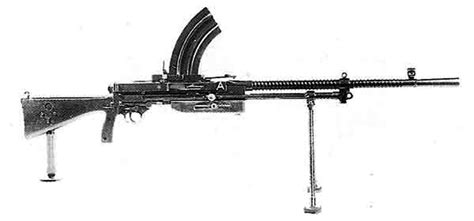 vickers berthier vb light machine gun lmg united kingdom