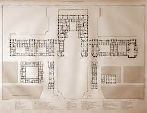 Floor Plan Versailles by Marie Antoinette Online Forum View Topic Plans Of The