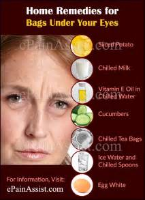 home remedies for bags what causes bags your and how to get rid of it